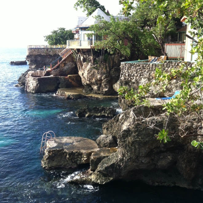 Xtabi beach with cottages jamaica